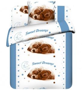 """Комплект постельного белья """"Сладкие сны"""" 1.5 сп."""
