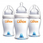 Munchkin Latch BPA-Free Baby Bottle, 8 Ounce