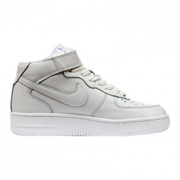Кроссовки Nike Air Force 1 Mid '07 White Leather