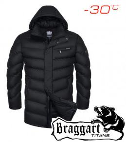 Мужской пуховик Braggart  (большой размер) Оригинал