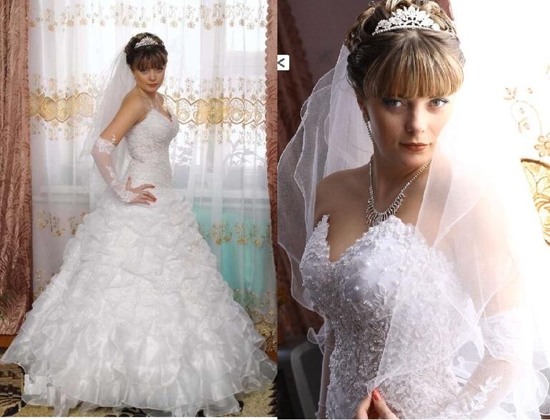 авито платье свадебное раменский район купить