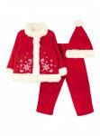 ХИТ ПРОДАЖ! Детский новогодний костюм ТЮЛ1104