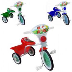 Велосипед  3-х  колесный 527-501/05 мет.кол. с куз