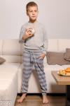 Трикотажная пижама для мальчиков