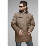 Куртка зимняя мужская 076 Nikolom хаки Беларусь