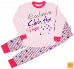 Пижама для девочек 1836-55-090
