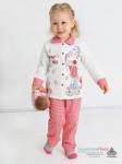 Пижама детская Грёзы для девочки (футер)