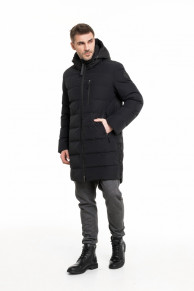 пальто мужское зимнее Plaxa