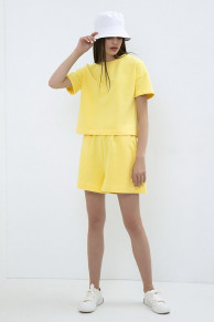 джемпер, шорты LaVeLa Артикул: L40026 желтый