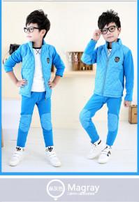Детская пуховая куртка-кофта Bejirog