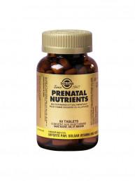 Солгар Пренатабс витамины для беременных/кормящих(120 таб.)