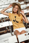 Летняя футболка Gepur