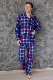 Пижама Фланель мужская А Арт. 5724