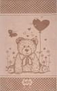 Пляжное полотенце Teddy 100*150