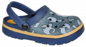 Туфли Mursu сабо для мальчика