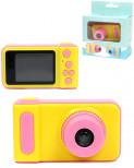 Детский фотоаппарат для девочки и для мальчика