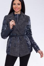 23563 Куртка Темно-серый