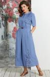 Платья Модель 3184 голубой AGATTI      Производитель: AGATTI