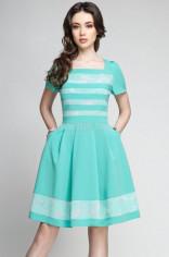 Платья  Модель 1188 мята. TEFFI style   Производитель: TEFFI