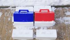 Форма для снежных кирпичей Amhero