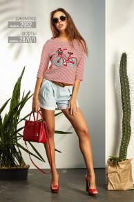 Шорты NiV NiV fashion