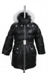 10-0061 Куртка зимняя Плащевка Черный