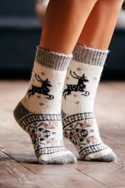 Носки шерстяные N6R179-1