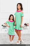"""Комплект платьев для мамы и дочки """"Сара"""""""