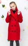 """Демисезонное пальто для девочки """"VPD-7"""""""