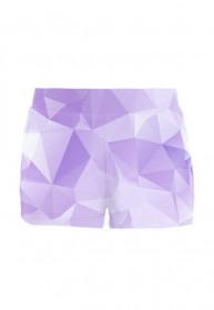 Шорты Фиолетовая абстракция