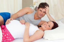 Беременная женщина может сексом занятся