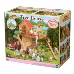Игровой набор Дом-дерево
