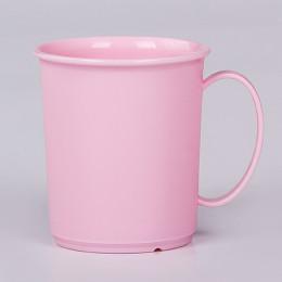 4313440/роз Кружка детская 0,18 л (розовый) Розовый