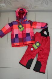 Зимний комплект Color kids р92-98