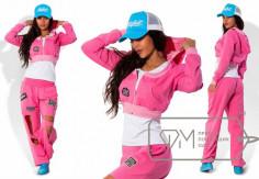 Спортивный костюм Фабрика моды (2 цвета)
