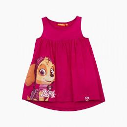 Платье без рукавов для девочки
