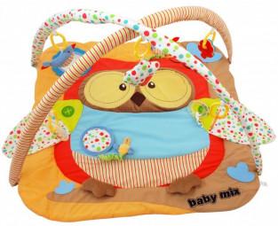 Baby Mix Развивающий коврик - Сова