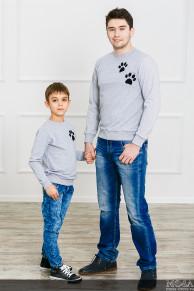 """Джемпер для папы """"CAT"""""""