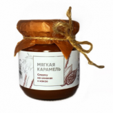 "Мягкая карамель ""Premium"" creamy на сливках с какао 250 гр"