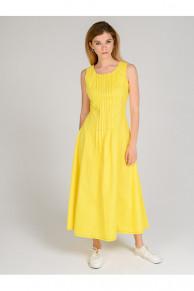 100455 Платье (VEREZO)Желтый
