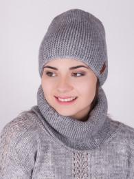 ХИТ ПРОДАЖ! Комплект шапка + снуд 11125B/02