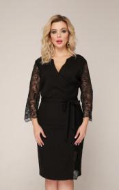 Платье 233 черный