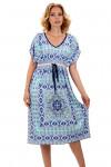 Платье 52-43К Номер цвета: 624