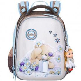 Школьный ранец для девочки со сменкой  ACROSS