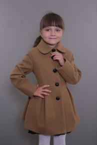 Пальто детское демисезонное