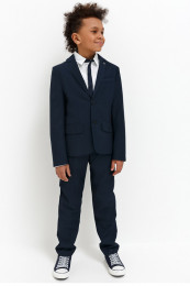 #32606 Пиджак синий