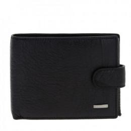 Кожаные кошелек Модель: M002-239A BLACK
