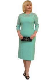 Платье Л266-4д  с 56  + 100р