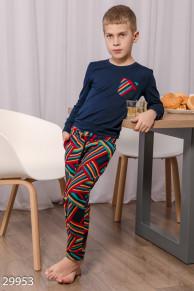 Уютная детская пижама