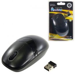 Мышь беспроводная Smartbuy черная